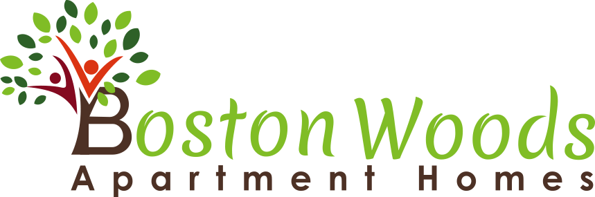 Boston Woods logo